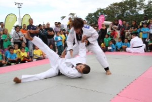 Hana - Cours de judo - Les Petits Loulous du 9ème - Photo 3