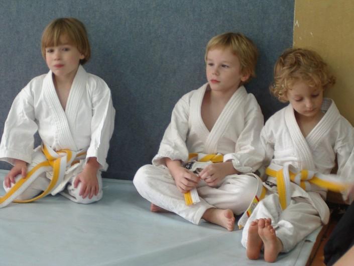Cours de Judo - Les Petits Loulous du 9ème