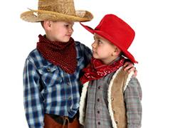 Animation Cowboys - Anniversaire - Les Petits Loulous du 9ème