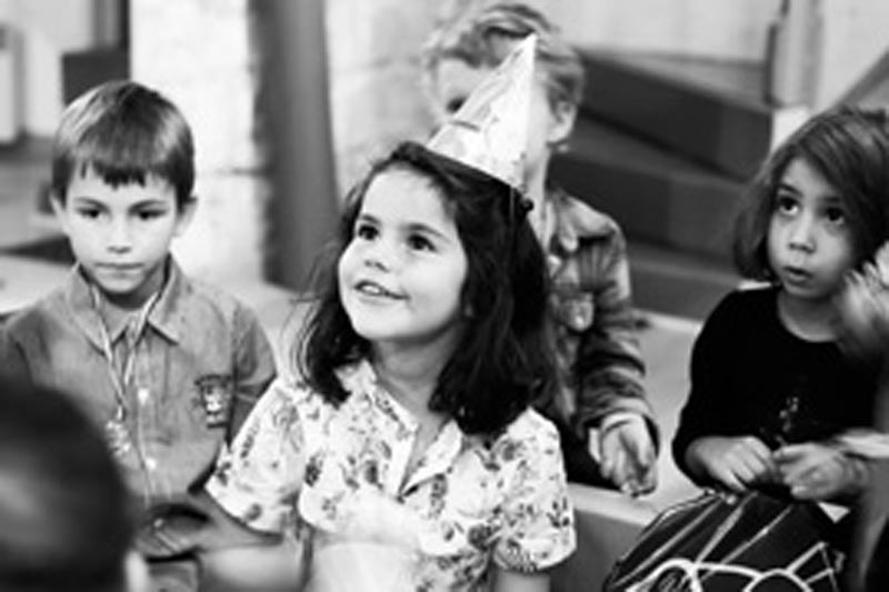 Anniversaire - Les Petits Loulous du 9ème