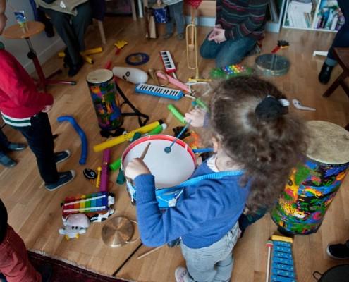 Musique - Les Petits Loulous du 9ème