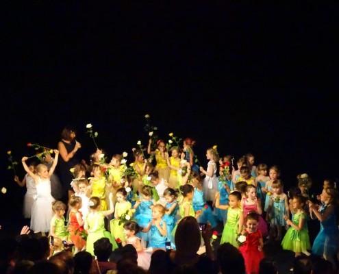 Spectacle de fin d'année 2015 - Les Petits Loulous du 9ème