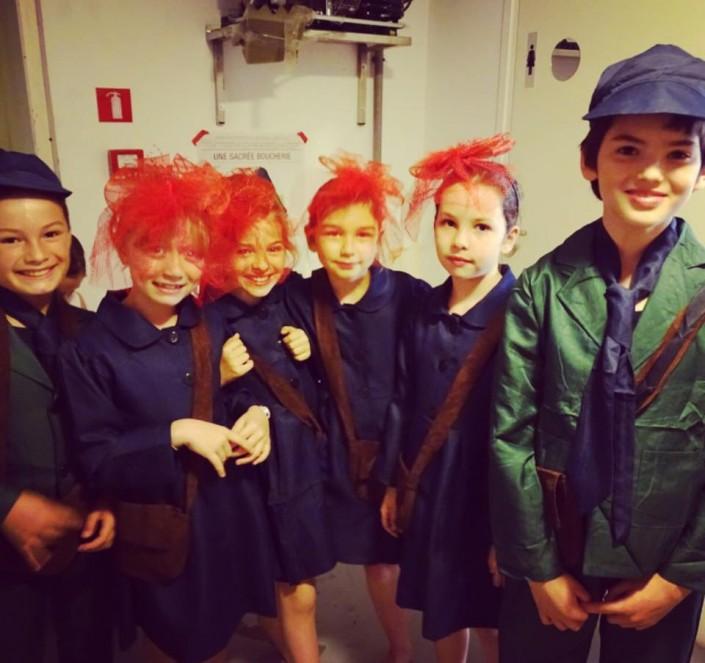 Spectacle de fin d'année 2015 - Les Petits Loulous du 9ème - Photo 23