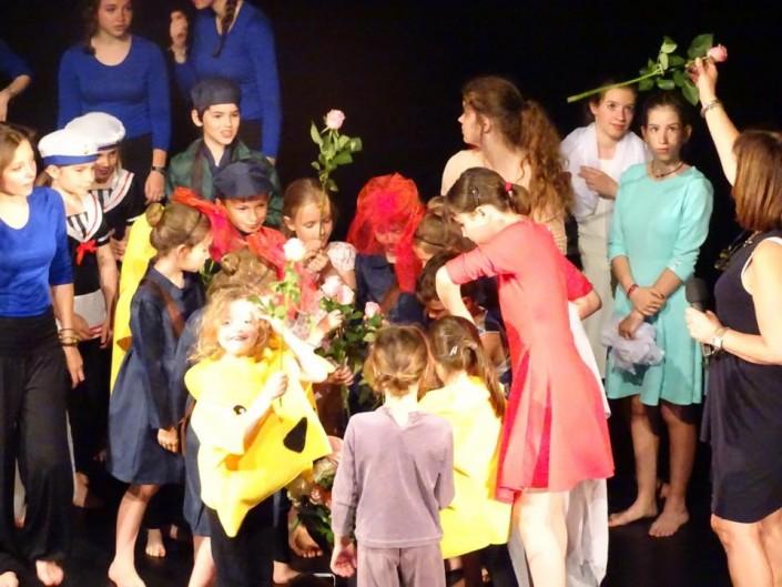 Spectacle de fin d'année 2015 - Les Petits Loulous du 9ème - Photo 19