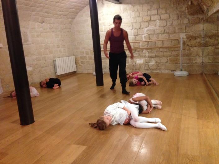 Cours de danse classique - Les Petits Loulous du 9ème