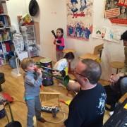 Eveil musical - Les Petits Loulous du 9ème - Photo 3