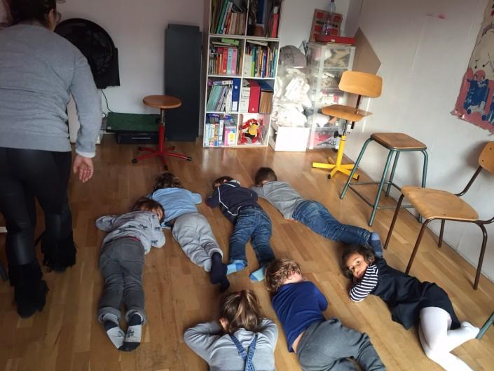 Cours de théâtre - Les Petits Loulous du 9ème - Photo 4