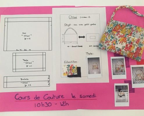atelier couture - Les Petits Loulous du 9ème - Photo 2