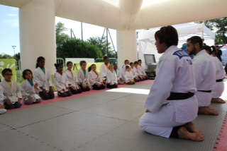 Hana - Cours de judo - Les Petits Loulous du 9ème - Photo 2