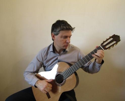Gilles - Prof de Guitare - Les Loulous du 9ème - Paris