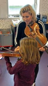 cours de violon pour enfants