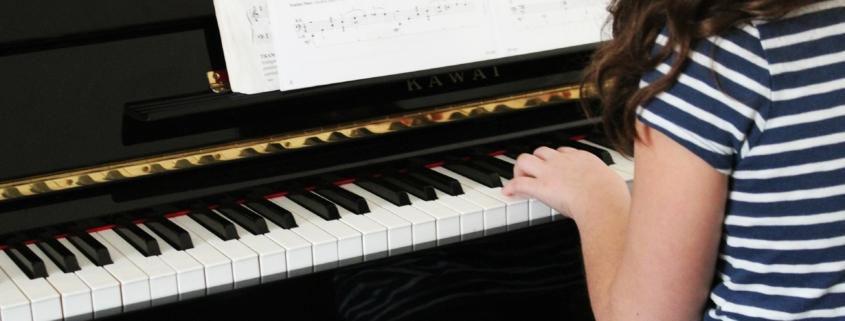 activité piano enfant